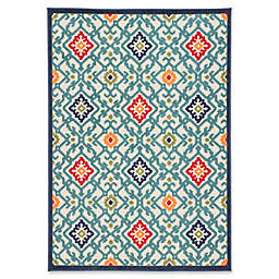 Jaipur Belize Danli 8'8 x 11'10 Multicolor Indoor/Outdoor Area Rug