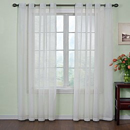 Arm and Hammer™ Curtain Fresh™ Odor Neutralizing Sheer Curtain Panels