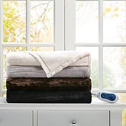 Beautyrest® Heated Throw Blanket