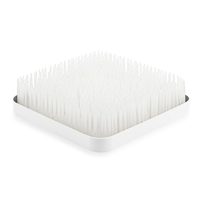 Alternate image 1 for Boon Grass Countertop Drying Rack in Winter White