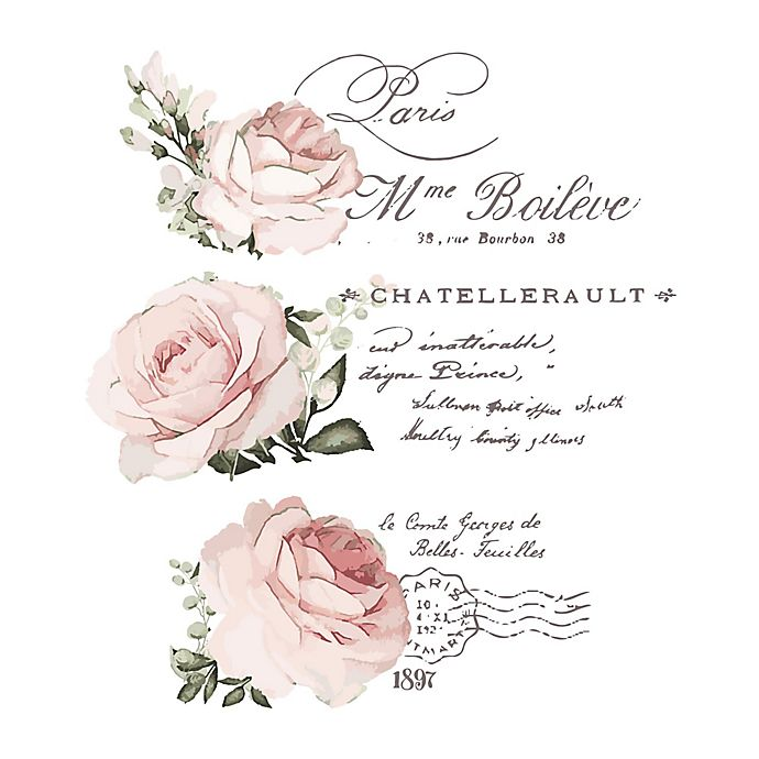 Alternate image 1 for Chatellerault Wall Decal Stickers