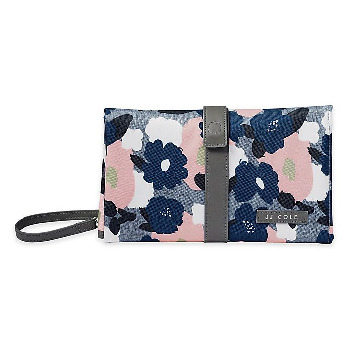 Alternate image 1 for JJ Cole® Changing Clutch in Floral