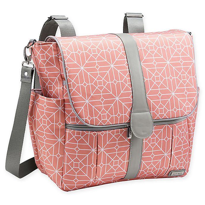 Alternate image 1 for JJ Cole® Diaper Backpack
