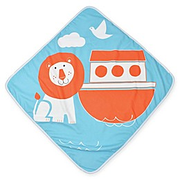Splash About Noah's Ark Baby Hooded Towel