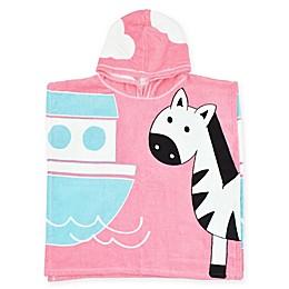Splash About Nina's Ark Children's Hooded Poncho Towel