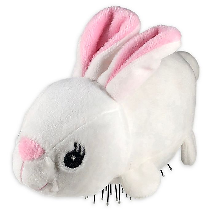 Alternate image 1 for Tangle Pets™ Boppity the Bunny Detangling Hair Brush