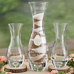 Mr. & Mrs. Personalized Unity Sand Wedding Ceremony Set