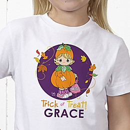 Precious Moments® Halloween Personalized Hanes® Youth T-Shirt