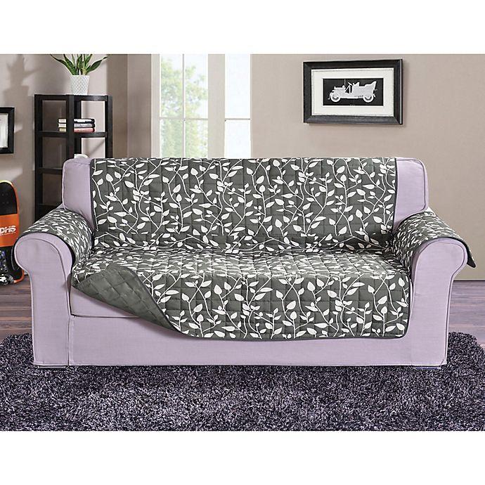 Alternate image 1 for Leaf Sofa Protector