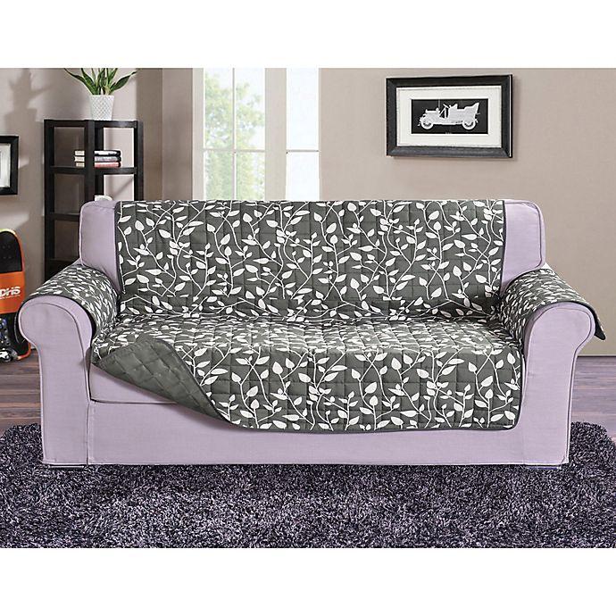 Alternate image 1 for Leaf Oversized Sofa Protector