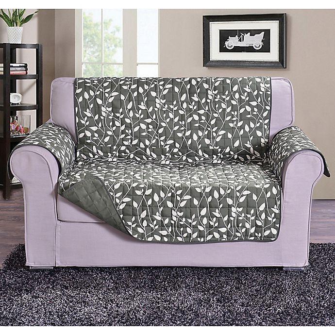 Alternate image 1 for Leaf Loveseat Sofa Protector
