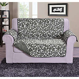Leaf Loveseat Sofa Protector