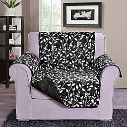 Leaf Chair Sofa Protector in Black