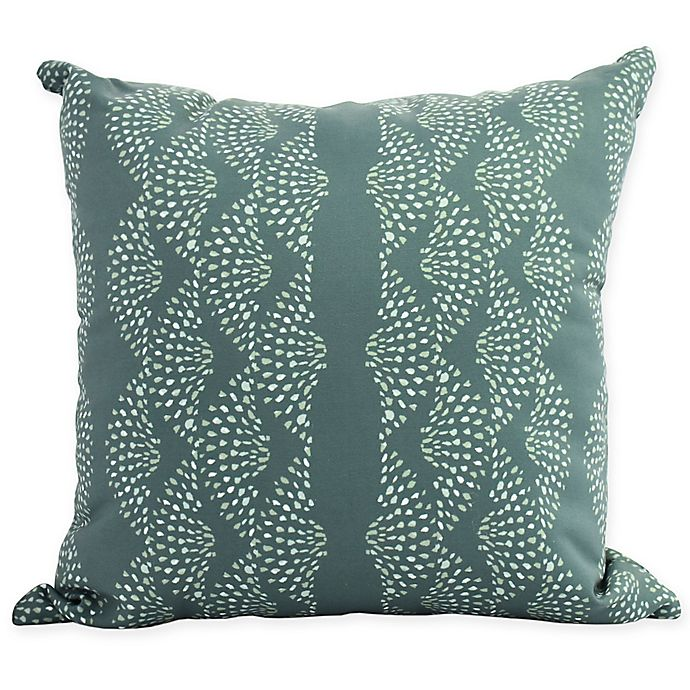 E by design Decorative Pillow Green