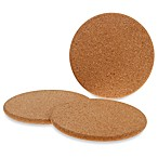 Natural Cork Trivets (Set of 3)