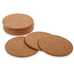 Cork Coasters (Set of 8)