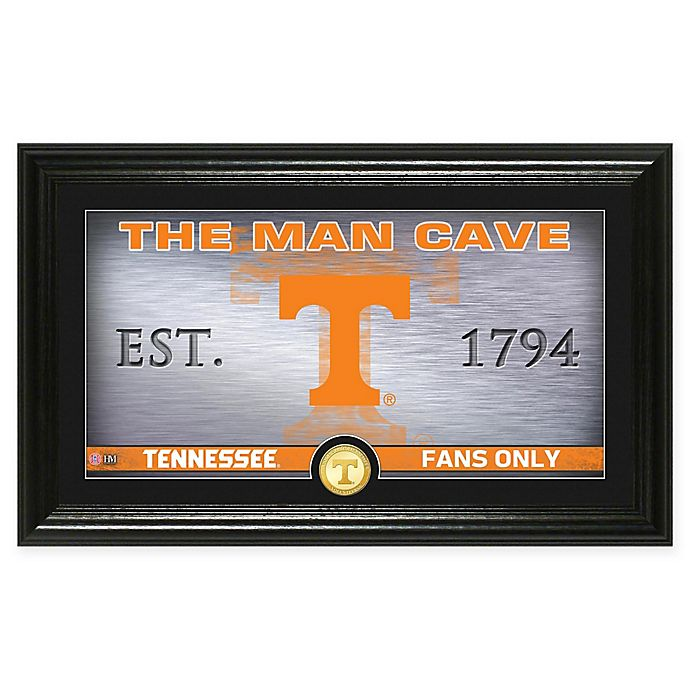 Alternate image 1 for University of Tennessee Man Cave Bronze Coin Photo Mint