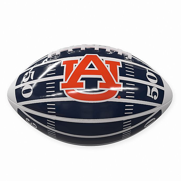 Alternate image 1 for Auburn University Field Mini-Size Glossy Football