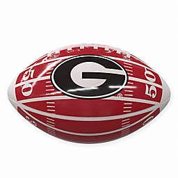 University of Georgia Field Mini-Size Glossy Football