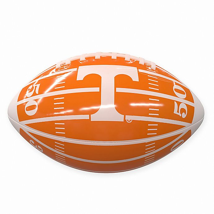 Alternate image 1 for University of Tennessee Field Mini-Size Glossy Football