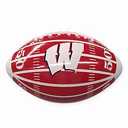 University of Wisconsin Field Mini-Size Glossy Football