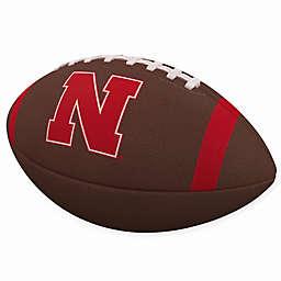 University of Nebraska Stripe Official Composite Football
