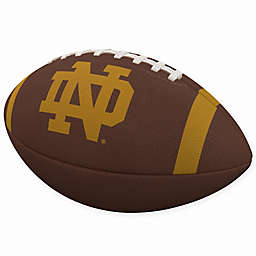 University of Notre Dame Stripe Official Composite Football