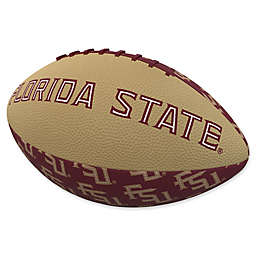 Florida State University Repeating Logo Mini-Size Rubber Football