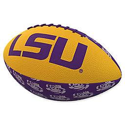Louisiana State University Repeating Logo Mini-Size Rubber Football