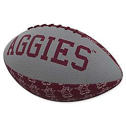 Texas A&M University Repeating Logo Mini-Size Rubber Football