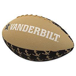 Vanderbilt University Repeating Logo Mini-Size Rubber Football