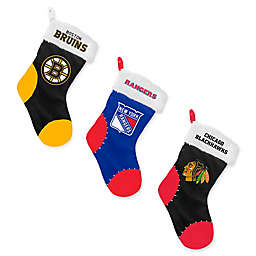 NHL Team Stocking Collection