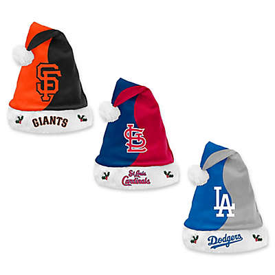 MLB Basic Santa Hat Collection