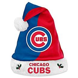 MLB Chicago Cubs Basic Santa Hat