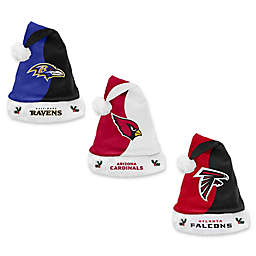 NFL Basic Santa Hat Collection