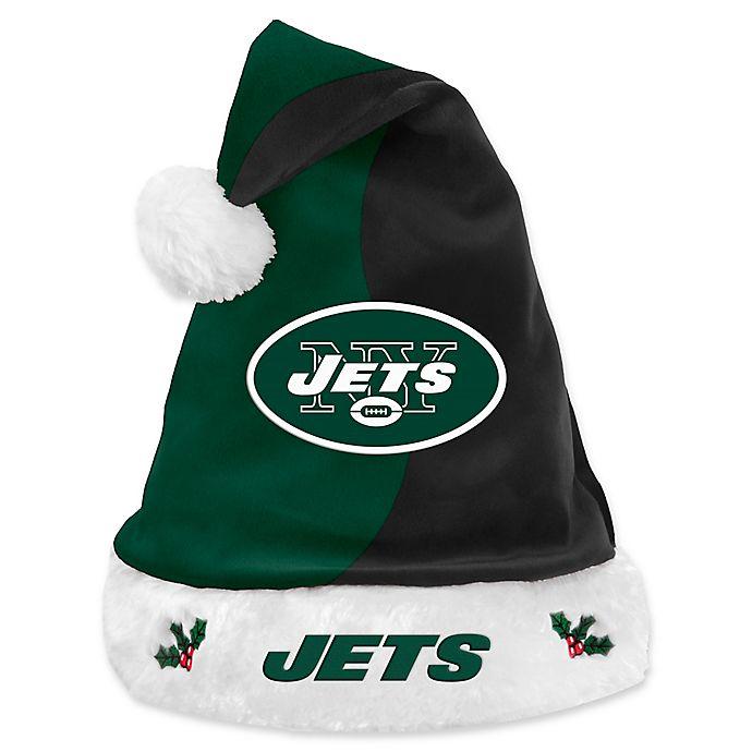 NFL New York Jets Basic Santa Hat  6148cd9dc