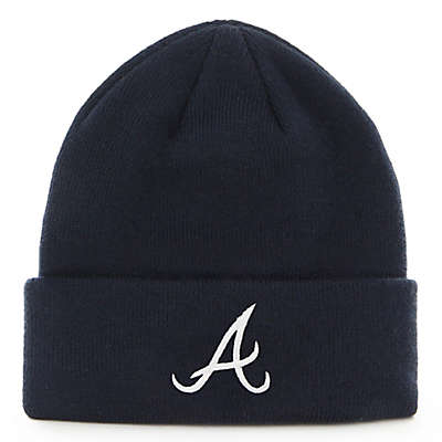 MLB Atlanta Braves Mass Cuff Knit Cap Beanie
