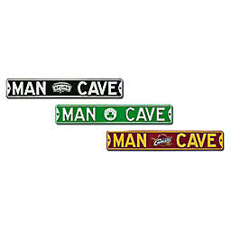 NBA Man Cave Street Sign Collection