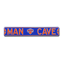 NBA New York Knicks Man Cave Street Sign