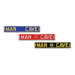NHL Man Cave Street Sign Collection