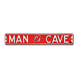 NHL New Jersey Devils Man Cave Street Sign