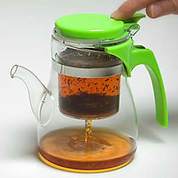 One-Touch Teapots