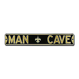 NFL New Orleans Saints Man Cave Street Sign