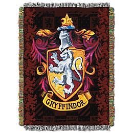 Harry Potter™ Gryffindor Tapestry Throw Blanket