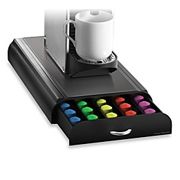 Mind Reader Anchor Nespresso® Coffee Capsule Drawer (Holds 50 Capsules)
