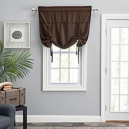Blackstone Room Darkening Tie-Up Shade