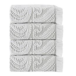 Enchante Home® Laina Bath Towels (Set of 4)