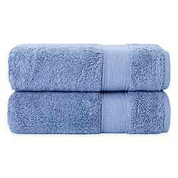Grund Pinehurst 2-Piece Turkish Organic Cotton Bath Towel Set