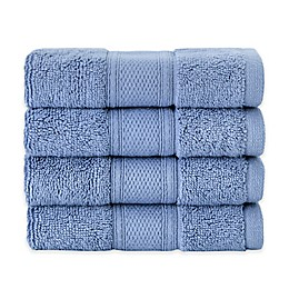 Grund Pinehurst 4-Piece Turkish Organic Cotton Washcloth Towel Set
