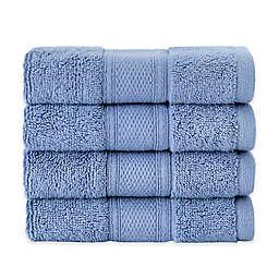 Grund Pinehurst 4-Piece Turkish Organic Cotton Washcloth Towel Set
